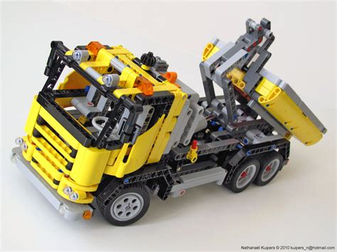 8052  Container Truck  Lego Technic, Mindstorms & Model