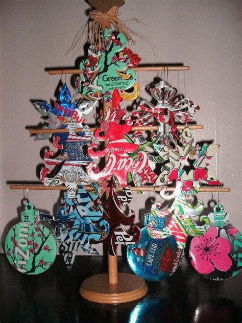 soda can christmas ornaments 183 a christmas tree ornament