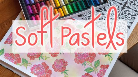 Coloring Pastel by Soft Pastels Coloring For Adults