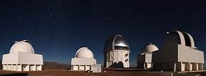 National Optical Astronomy Observatory: CTIO Panorama
