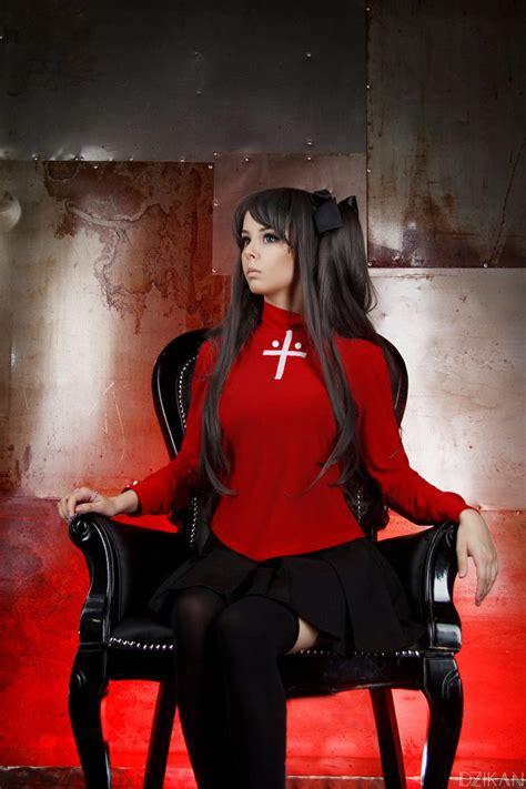 rin tohsaka cosplay disharmonica