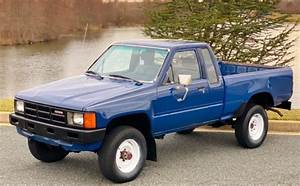 No Reserve  1984 Toyota Pickup Xtracab 4x4