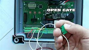 How To Program A Automatic Gate  New