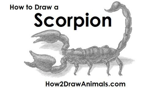 draw  scorpion