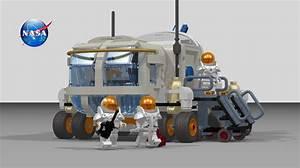 LEGO Ideas - NASA S.E.V. (Space Excursion Vehicle)