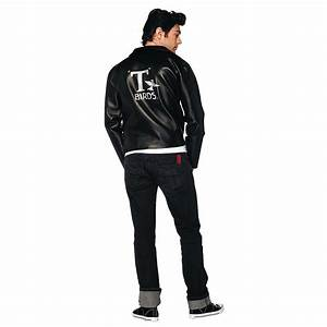 Grease T Bird Jacket Extra Large Adult Men's Costume