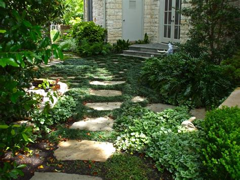 hill garden pathway ideas photograph creative