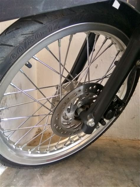 Velg Tdr Ring 17 by Jual Velg Tdr Ring 17inch 1 Set Tinggal Pasang Buat New