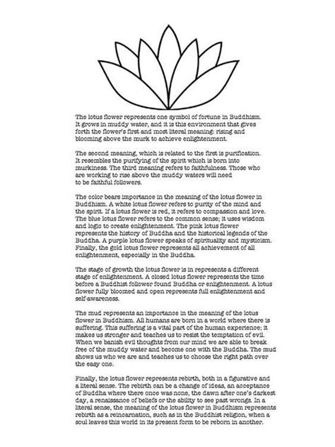Image result for unalome lotus flower meaning | Lotus