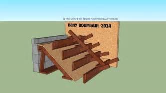 Escalier Beton Exterieur En Kit by Coffrage D Escalier De B 233 Ton Concrete Stairs Animation
