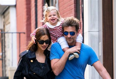 Bradley Cooper and Daughter Lea