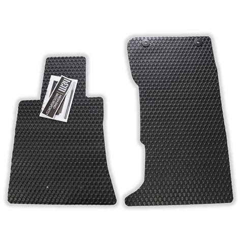 Alfa Romeo Floor Mats by Alfa Romeo Giulia Custom All Weather Rubber Floor Mats
