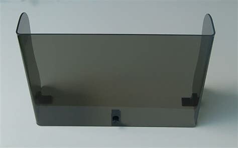 Skeeter Boats Visor by Universal Fit Smoked Plexiglass Boat Windshield Center Or