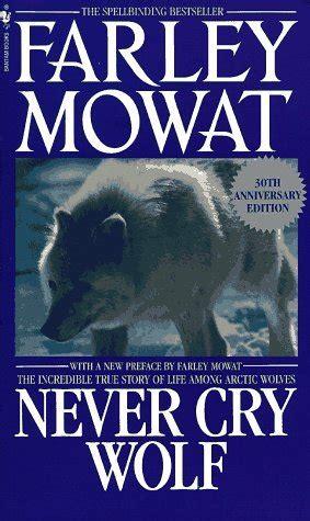 cry wolf  farley mowat