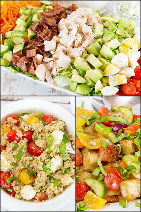 30+ Delicious Summer Salads - Joy In Every Season