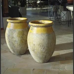 Jarre Terre Cuite Grande Taille : jarre olive terre cuite ~ Dailycaller-alerts.com Idées de Décoration