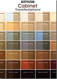 Rustoleum Cabinet Transformations Color Swatches by Rustoleum Cabinet Transformations Color Swatches