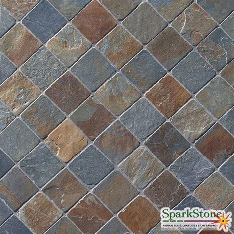 slate kitchen backsplash terra cotta tile home fabtabulous 2302