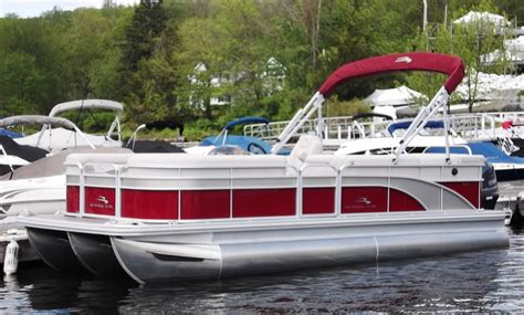 Bennington Pontoon Boat In Rough Water by Bennington 21 Slx 2014 For Sale For 32 995 Boats From