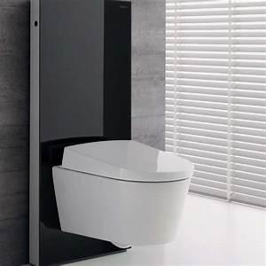 Dusch Wc 24 : geberit aquaclean sela wand dusch wc einsatzbeispiel design bad ~ Markanthonyermac.com Haus und Dekorationen