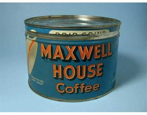 Vintage Maxwell House Coffee Can Double Glass Coffee Cups Target Free Urban Dictionary Are Mugs Lead Dunelm Custom Brandy Jokes The Range Clear Green
