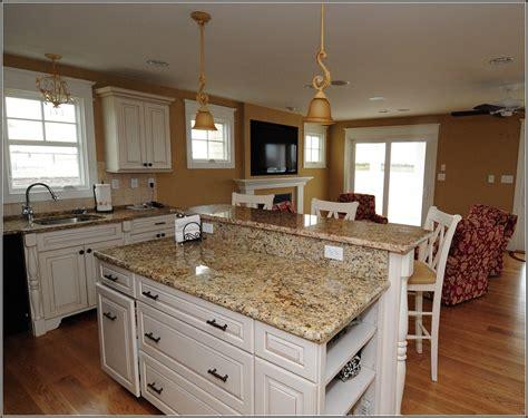 Diy Distressed White Kitchen Cabinets  Home Design Ideas