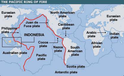 ring  fire earthquake dailywirelessorg