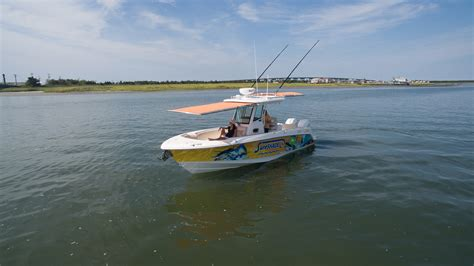 Boston Whaler Wakeboard Boat by Boston Whaler Outrage Sureshade