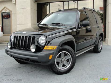 jeep renegade black black 2006 jeep liberty renegade exterior photo 55874511
