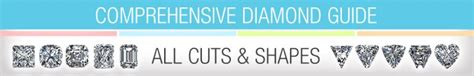 Lavalier has a renowned title in the jewelry insurance business and has an a.m. Diamond Cuts Chart of Shapes & Sizes   DiamondCuts.com