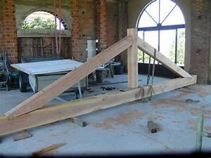 Ferme De Charpente : fabrication d 39 une ferme de charpente ~ Melissatoandfro.com Idées de Décoration