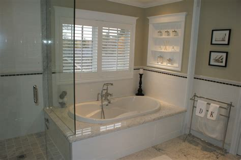 Master Ensuite Bathroom Project  Traditional Bathroom