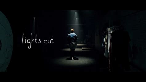 'lights Out' Brings True Horror Back To The Horror Genre