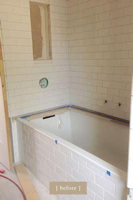 renovation week  master bath update