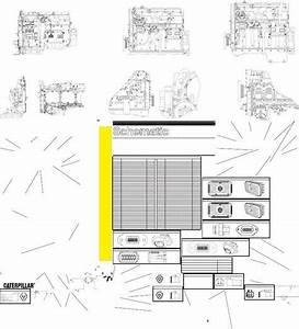 Diagrama Electrico Caterpillar 3406e C10  U0026 C12  U0026 C15  U0026 C16