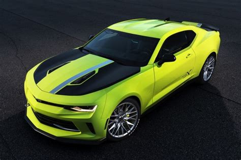 sema preview camaro turbo autox concept