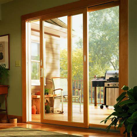 series narroline gliding patio door