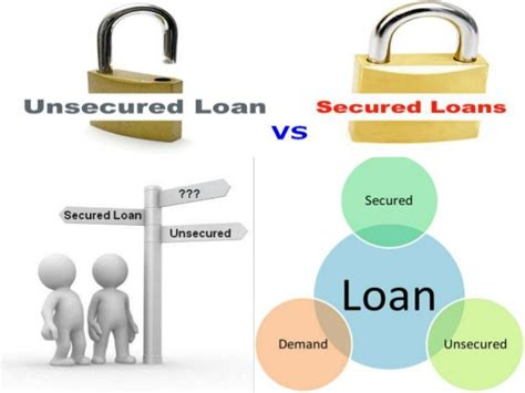 Secured Vs Unsecured Debt Consolidation Loans South Africa