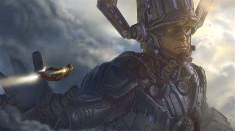 galactus  iron man avengers endgame wallpaper