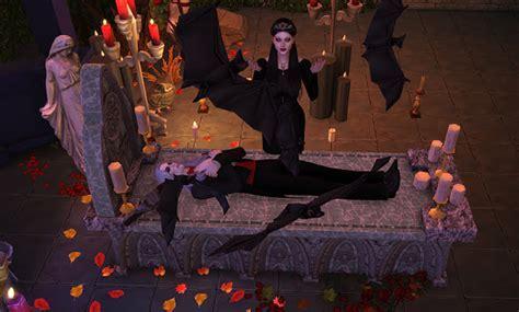 Vampire altar TS3 Conversions at Mara45123 » Sims 4 Updates