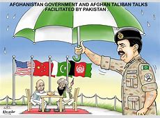 Afghanistan Government and Afghan Taliban Talks