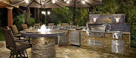 Outdoor Kitchen Design  Kitchen Studio Of Naples, Inc