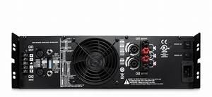 Rmx5050a Power Amplifier  U2013 Qsc