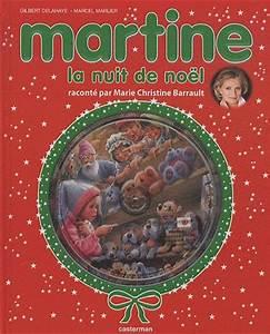 Martine - La nuit de Noël (Livre + CD)
