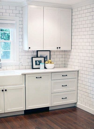 white kitchen cabinets black hardware white cabinets with black rubbed bronze hardware and a 1791