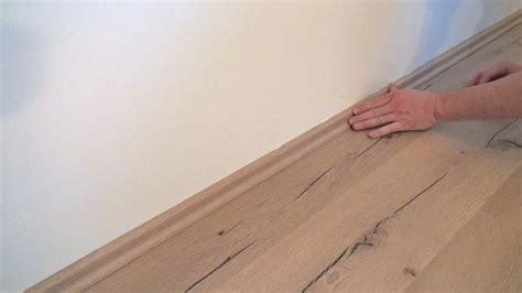 Alternative Zu Fußleisten by Laminat Sockelleisten Kleben Wohn Design