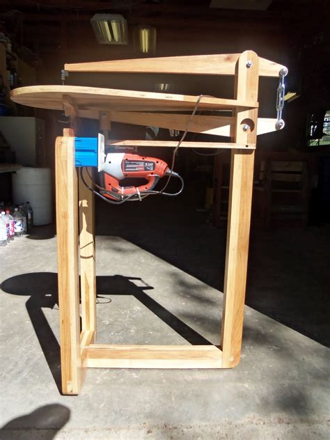 dans project woodworking plans scroll  stand
