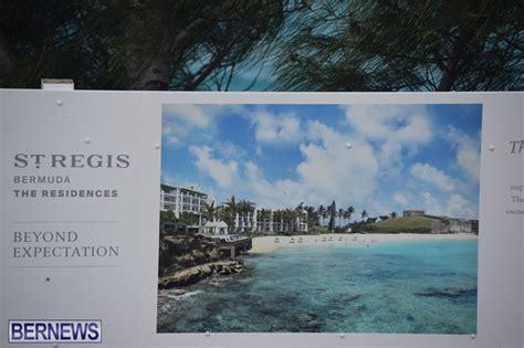 St Regis Hotel Construction Continues