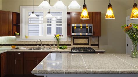 Tiled Countertops In Kitchen by 5 Surprisingly Modern Tiled Countertops