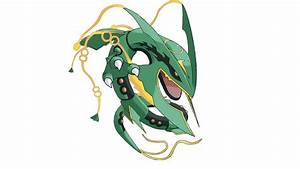 Mega Rayquaza announced for Pokémon Omega Ruby and Alpha ...